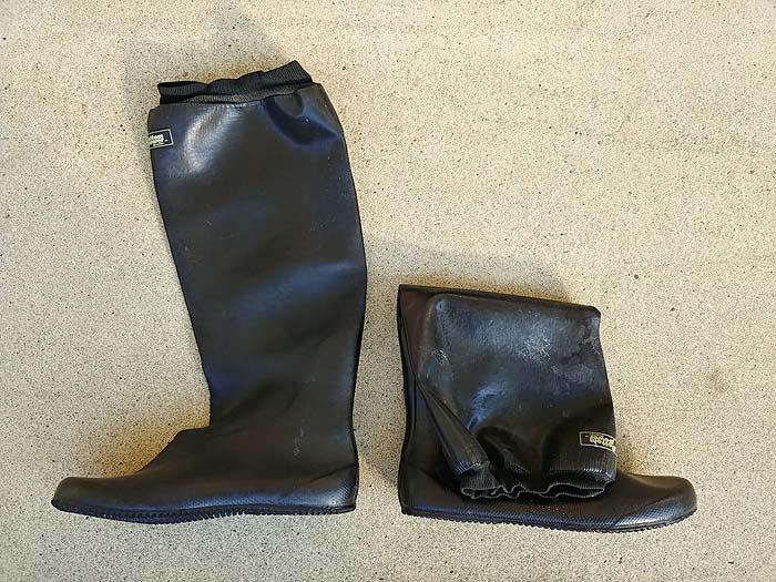 カヤック 田植え長靴